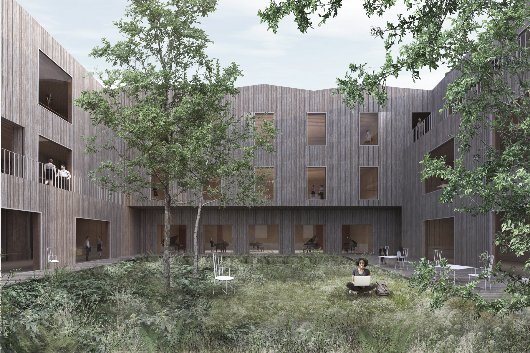 Pracownia Architektury Krajobrazu projekty