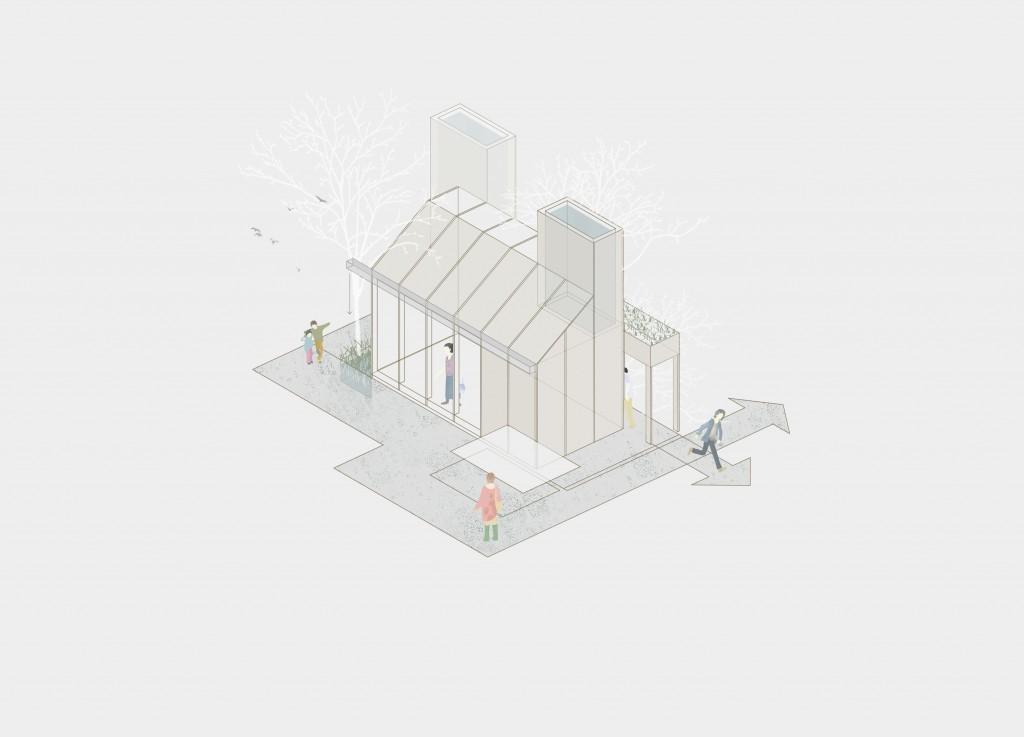 Pracownia Architektury Krajobrazu Centrum Lokalne Mołdawska