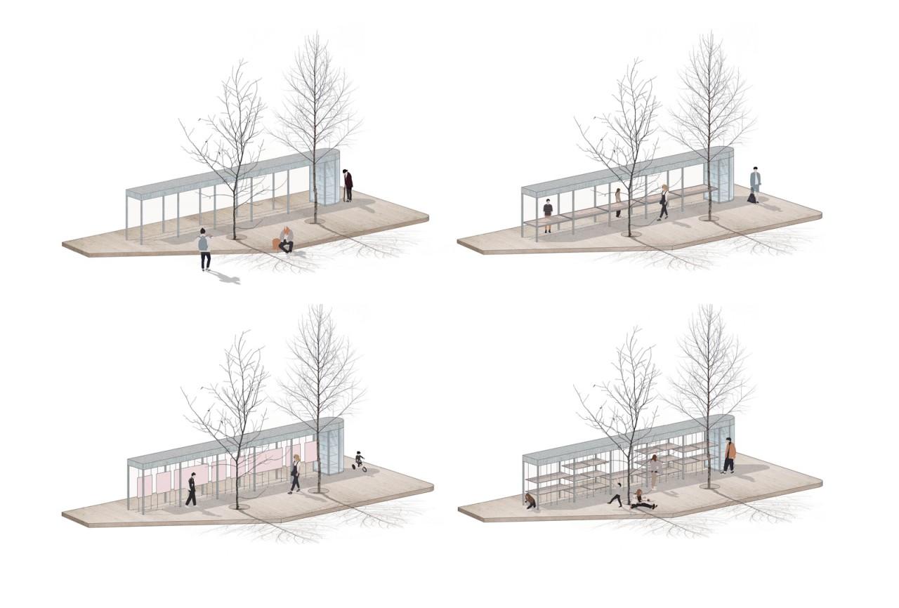 Pracownia Architektury Krajobrazu Skwer Gwary