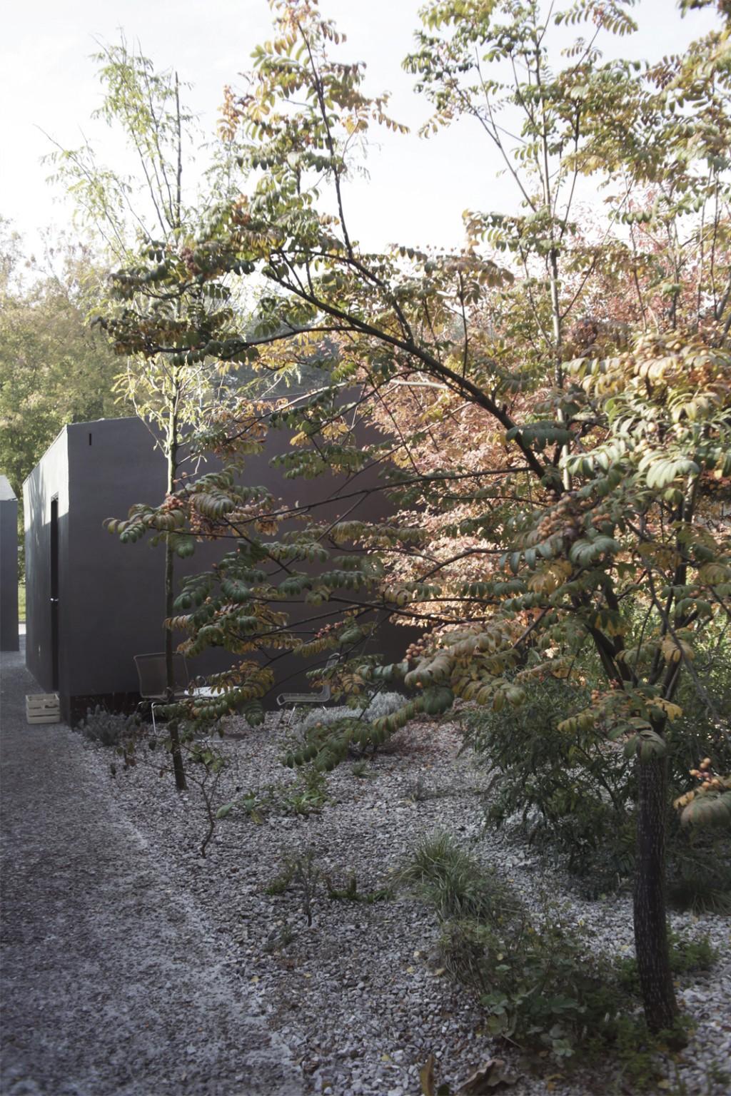 Pracownia Architektury Krajobrazu Ogród dla Artystki