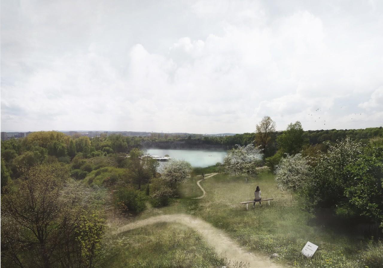 Pracownia Architektury Krajobrazu Park Zakrzówek