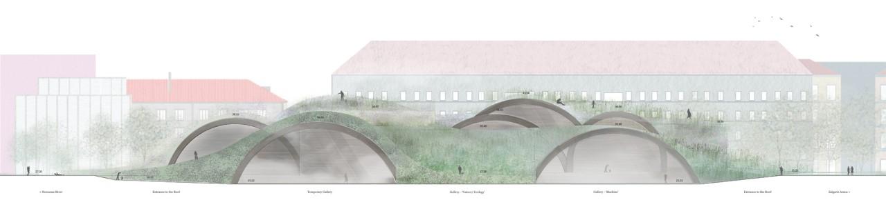 Pracownia Architektury Krajobrazu Science Island